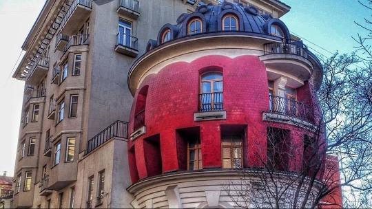 Необычные дома Москвы. Пешеходная экскурсия. - фото 3