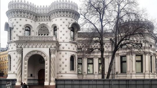Необычные дома Москвы. Пешеходная экскурсия. - фото 5