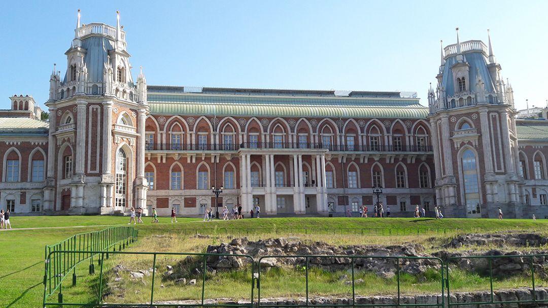 Усадьба Царицыно - фото 1