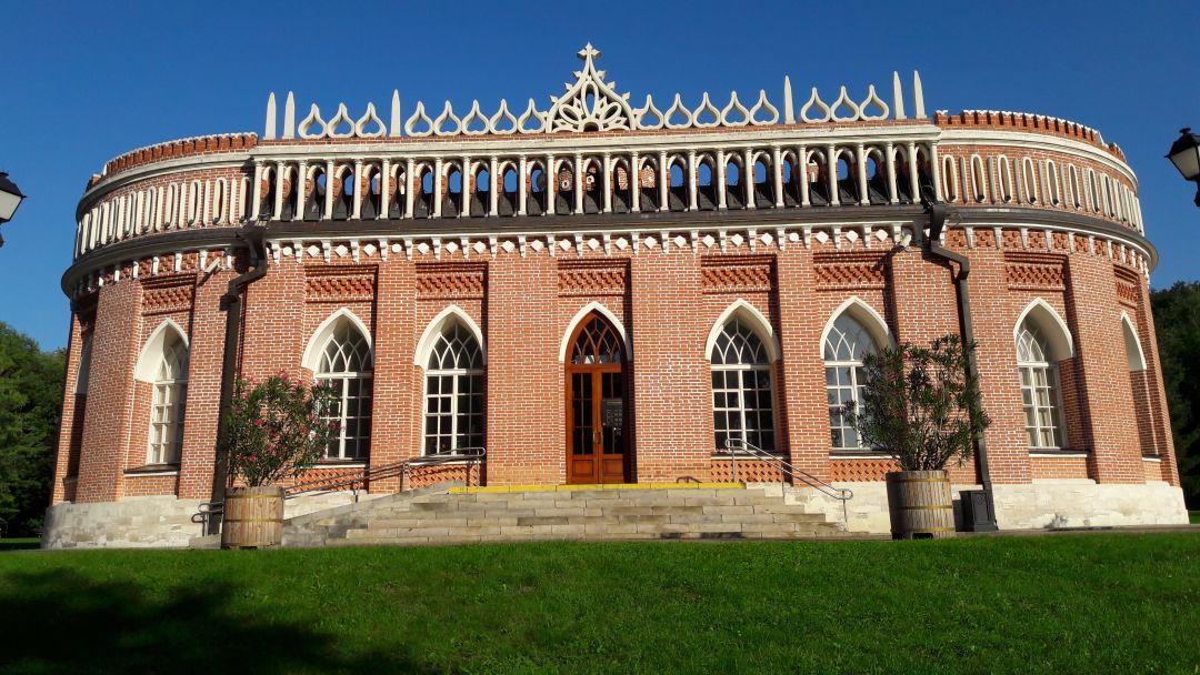 Усадьба Царицыно - фото 5