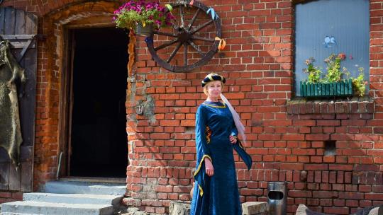 Тайны замка Шаакен и манящее великолепие Куршской косы - фото 4
