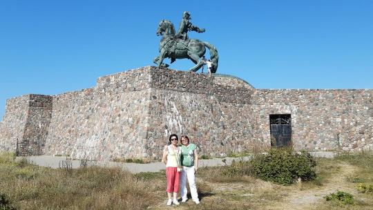 Самый западный гарнизон-Балтийск и родина солнечного камня Янтарный.  - фото 5