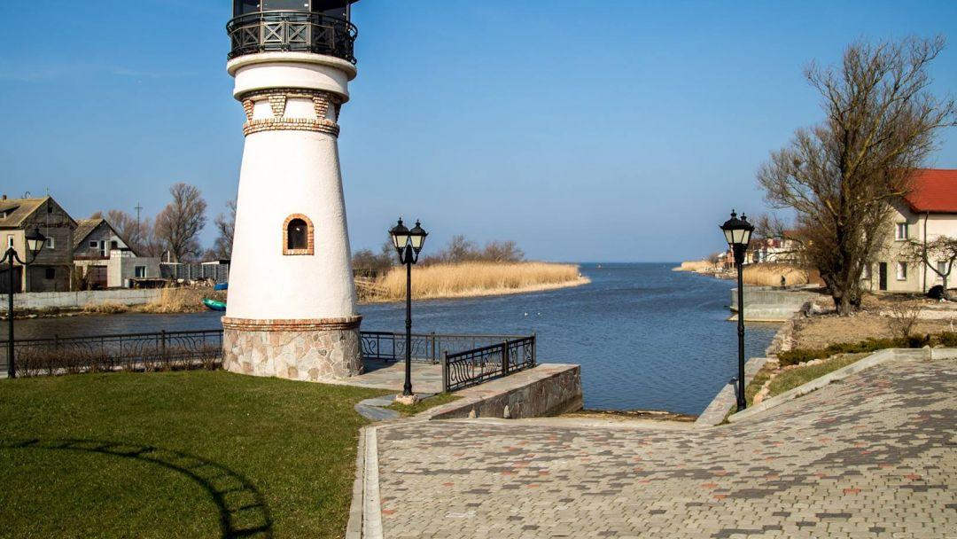 Самый западный гарнизон-Балтийск и родина солнечного камня Янтарный.  - фото 7