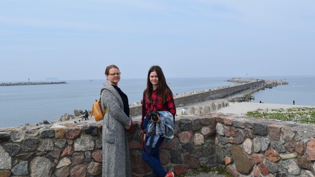 Самый западный гарнизон-Балтийск и родина солнечного камня Янтарный.  - фото 10