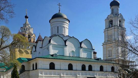Свято-Благовещенский Киржачский монастырь в Владимире