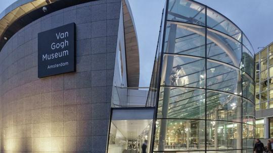 Экскурсия 2 часа погружения в мир Ван Гога по Амстердаму