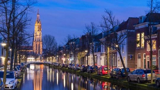 Экскурсия За 6 часов увидеть древнюю столицу Нидерландов: Делфт + родину Великого Рембрандта — Ляйден по Амстердаму
