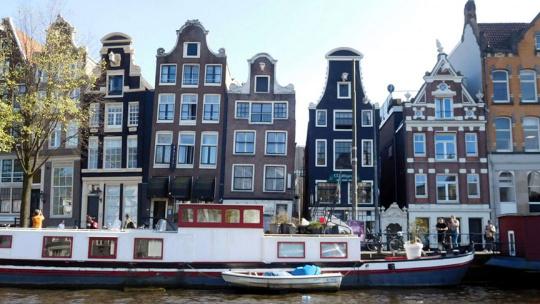Экскурсия Пешеходная oбзорная экскурсия по историческому центру Амстердама по Амстердаму