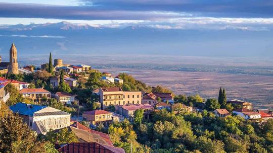 Экскурсия Кахетия по Тбилиси