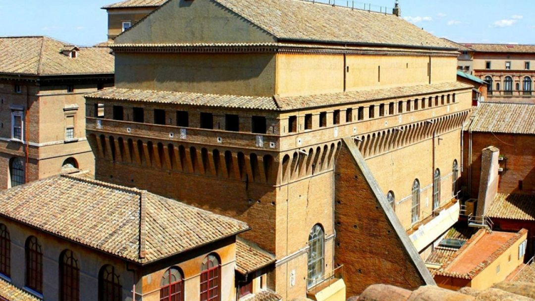 Ватикан - фото 3