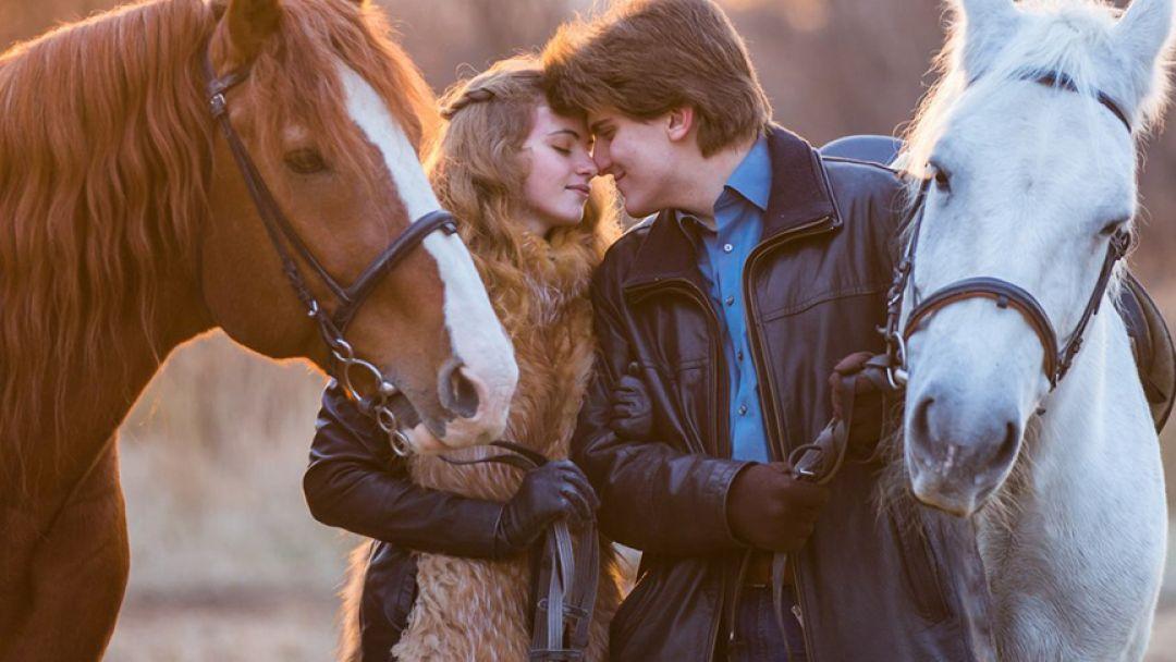 Романтическая конная прогулка - фото 3