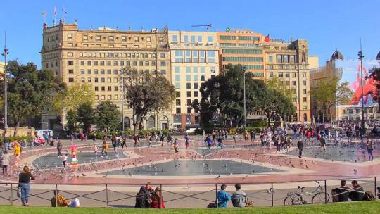 Экскурсия Прогулка по Готическому кварталу по Барселоне