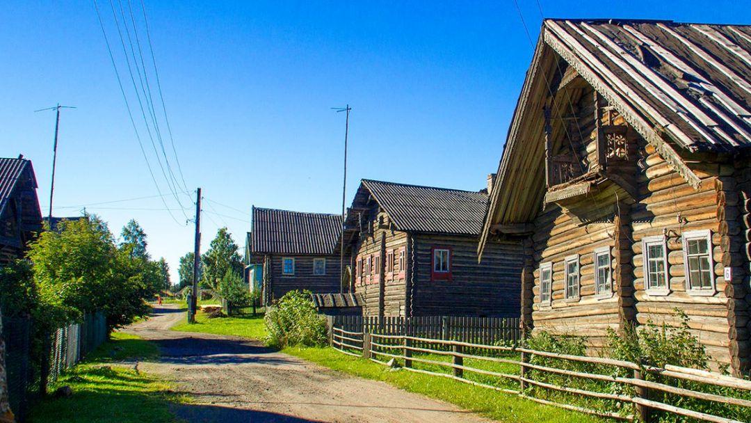 Карельская деревня Рубчойла - фото 2