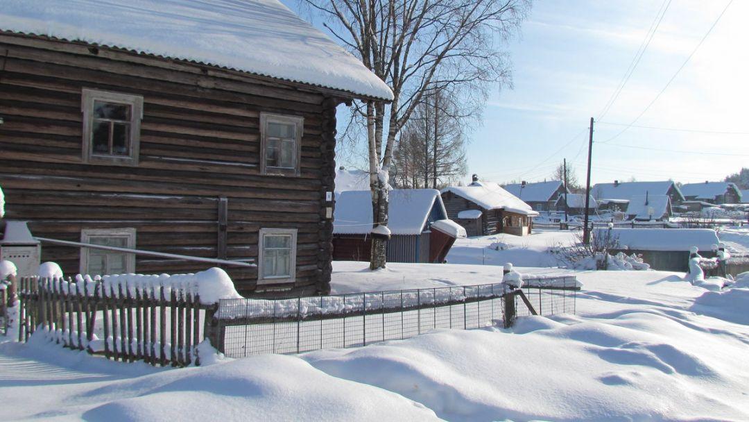Карельская деревня Рубчойла - фото 3
