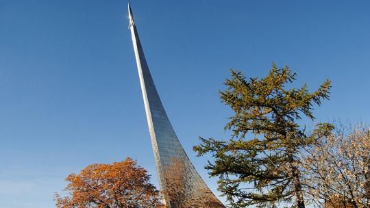 Музей космонавтики Москва по Москве