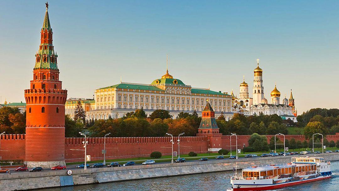 Сердце Москвы - Кремль с историком Александром Горским - фото 1