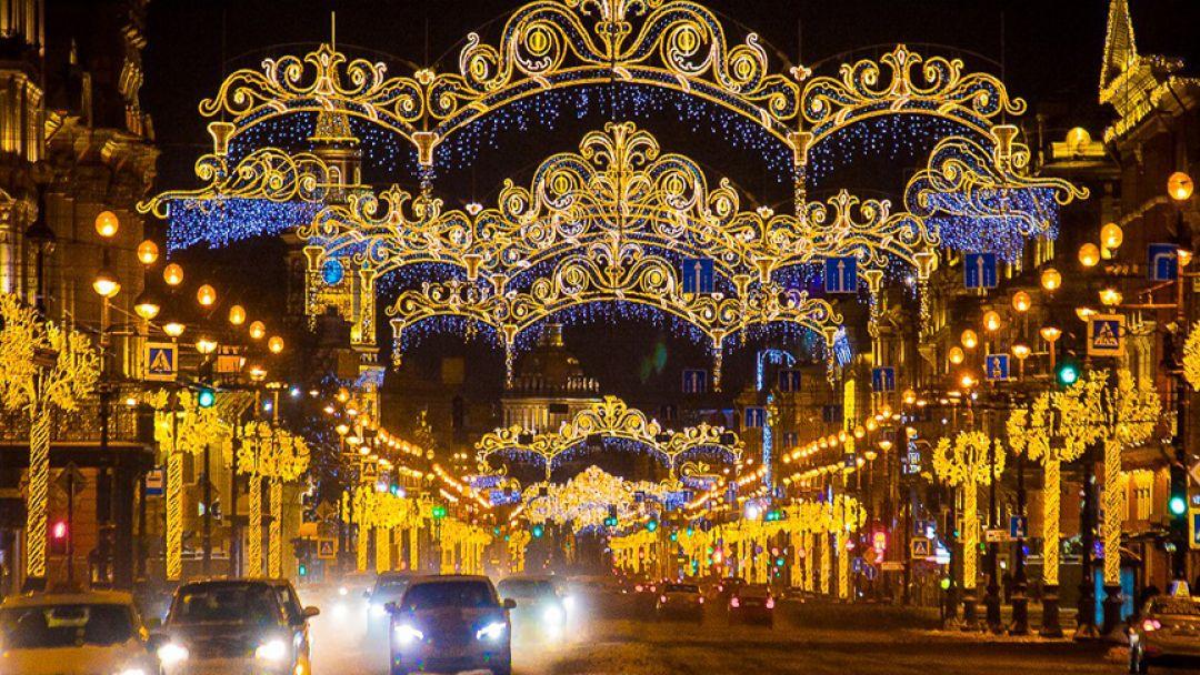 Новогодний Петербург - фото 3