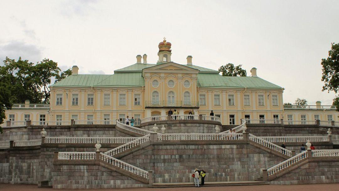 Ораниенбаум (Большой Меншиковский  дворец)