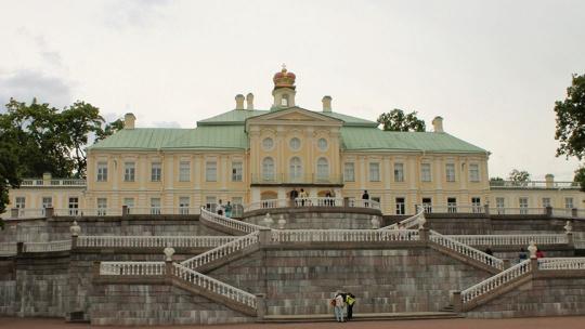 Экскурсия Ораниенбаум (Большой Меншиковский  дворец) в Санкт-Петербурге