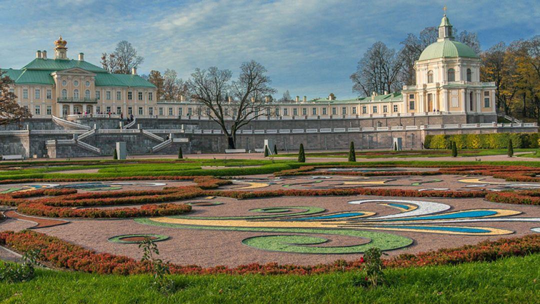 Ораниенбаум (Большой Меншиковский  дворец) - фото 3
