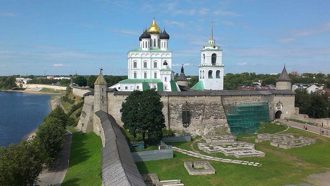 Псков - Изборск - Печоры - фото 1