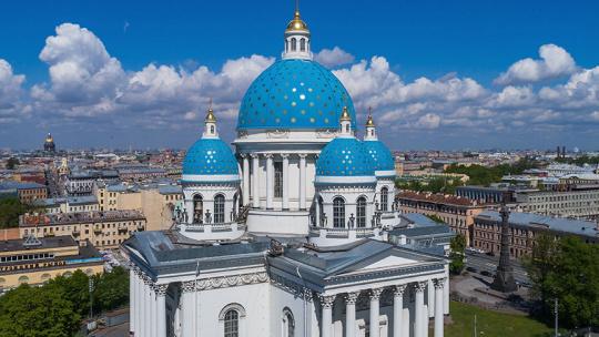 Экскурсия Православные храмы Петербурга в Санкт-Петербурге