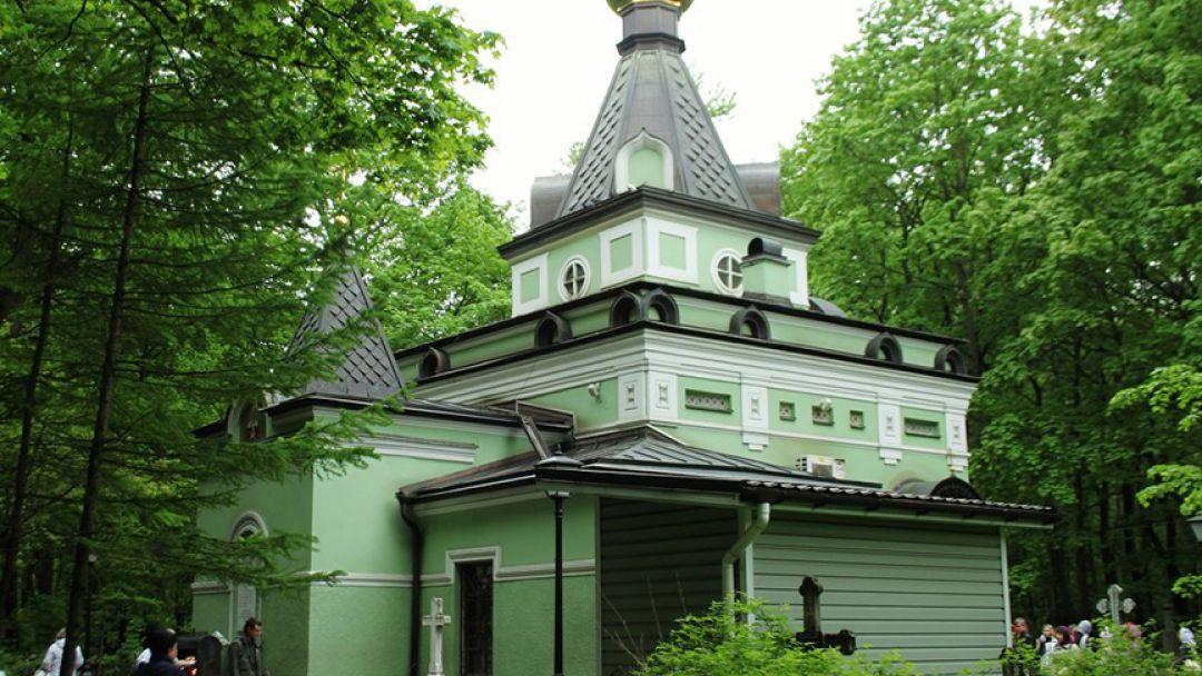 Православные храмы Петербурга - фото 2