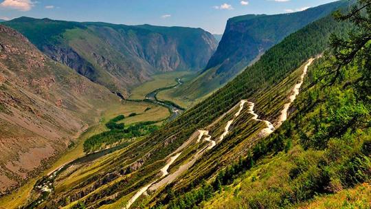 Алтайский государственный природный биосферный заповедник по Горно-Алтайску