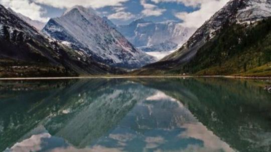 Аккемские озера   по Горно-Алтайску