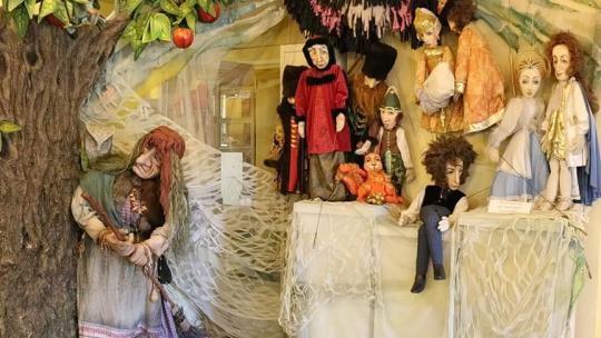 Дом куклы Татьяны Калининой в Петрозаводске в Петрозаводске