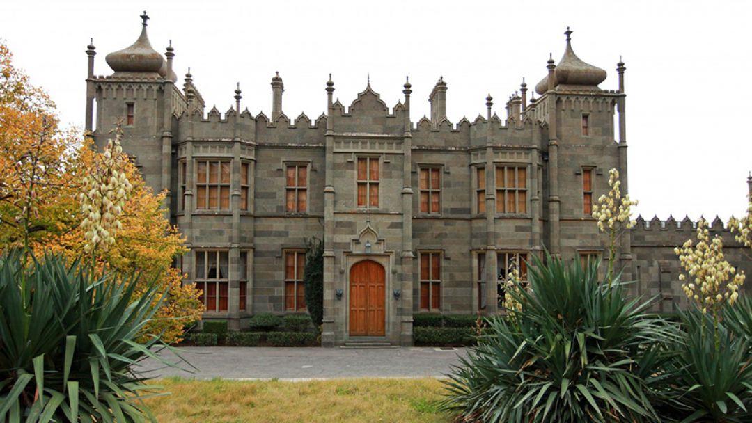 Воронцовский дворец – замок Ласточкино Гнездо  - фото 3