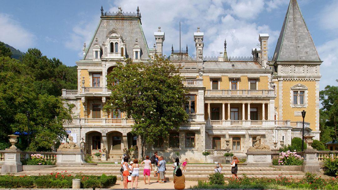 Дворец Александра III в Массандре - фото 3