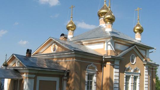 Важеозерский Спасо Преображенский мужской монастырь в Карелии в Петрозаводске