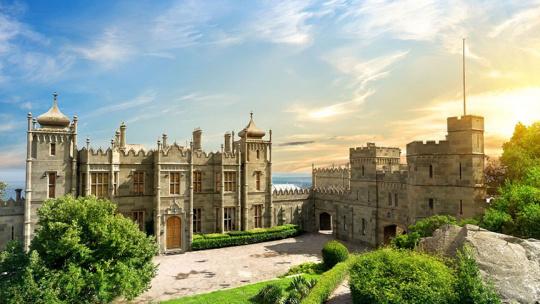 Дворцы и парки Южнобережья - фото 2