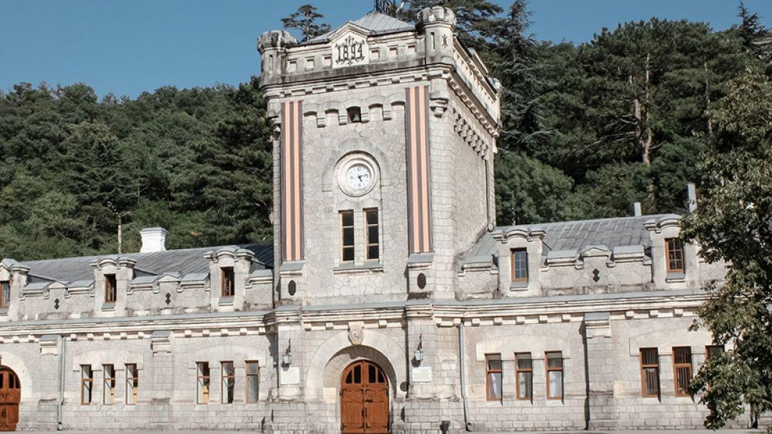 Экскурсия Дегустация вин в Массандре