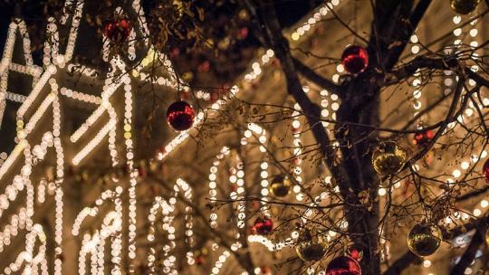 Новогодняя Москва   - фото 3