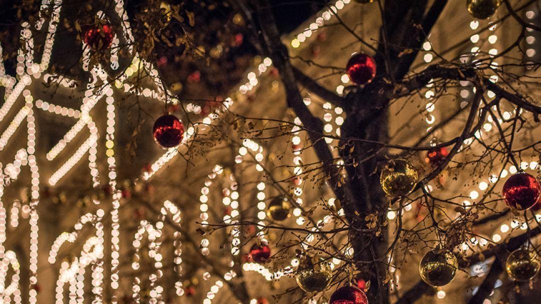 Огни новогодней Москвы  - фото 3