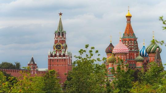 Экскурсия Красная площадь , Александровский сад и история Кремля по Москве