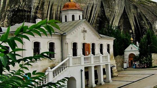 Экскурсия Золотое Кольцо (Крым Православный)