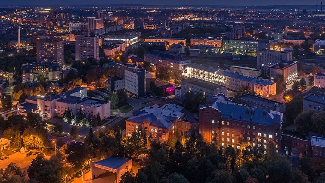 Здравствуй, Ульяновск!