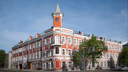 Дом Гончарова в Ульяновске по Ульяновску