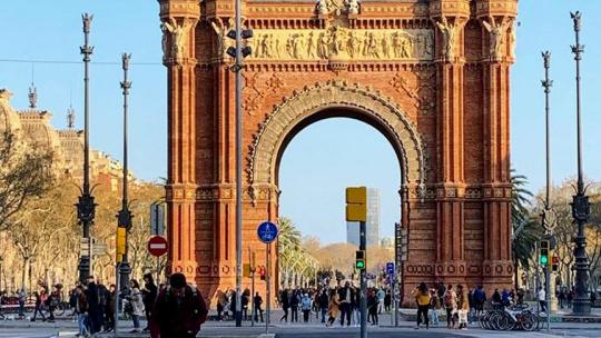 Экскурсия Успеть все за 4 часа,  обзорно гастрономическая по Барселоне