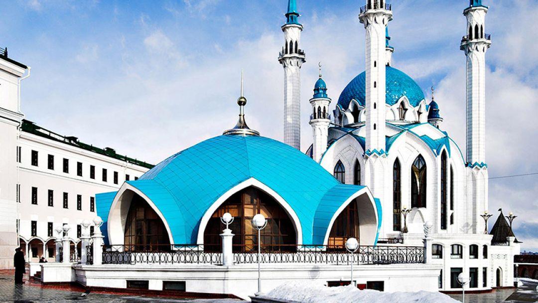 Экскурсия в Казанский Кремль в Казани