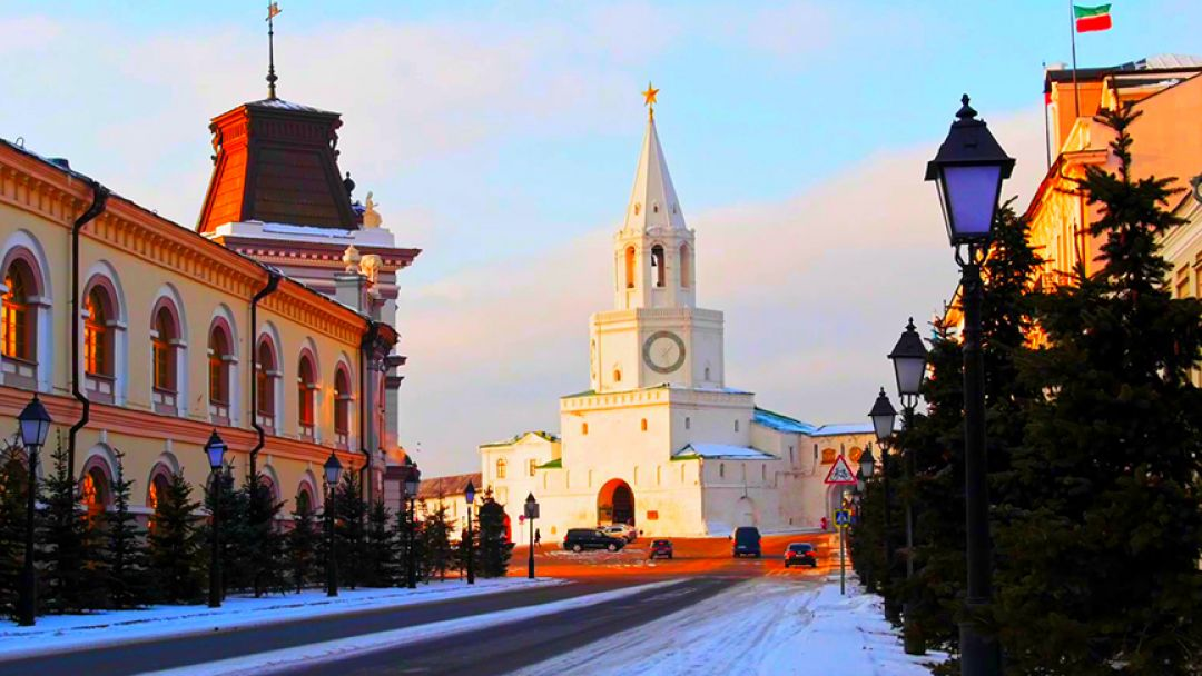 Экскурсия в Казанский Кремль - фото 3