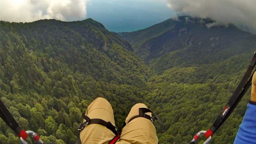 Полёт на Параплане - фото 8