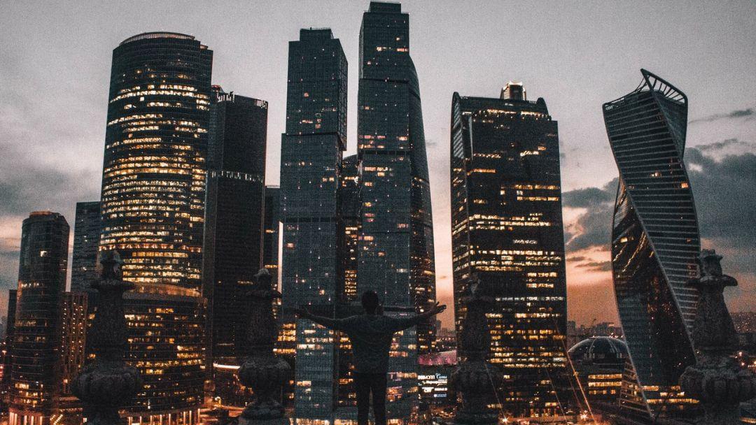 Экскурсия по крышам Москвы в Москве