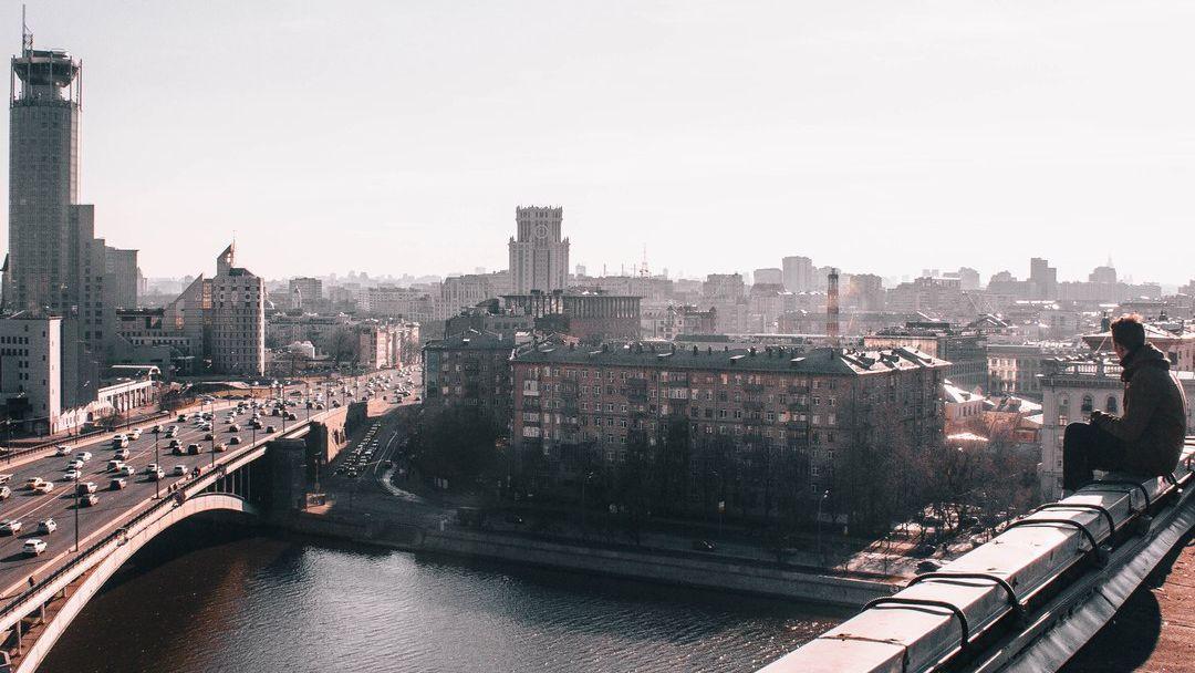 Экскурсия по крышам Москвы - фото 2