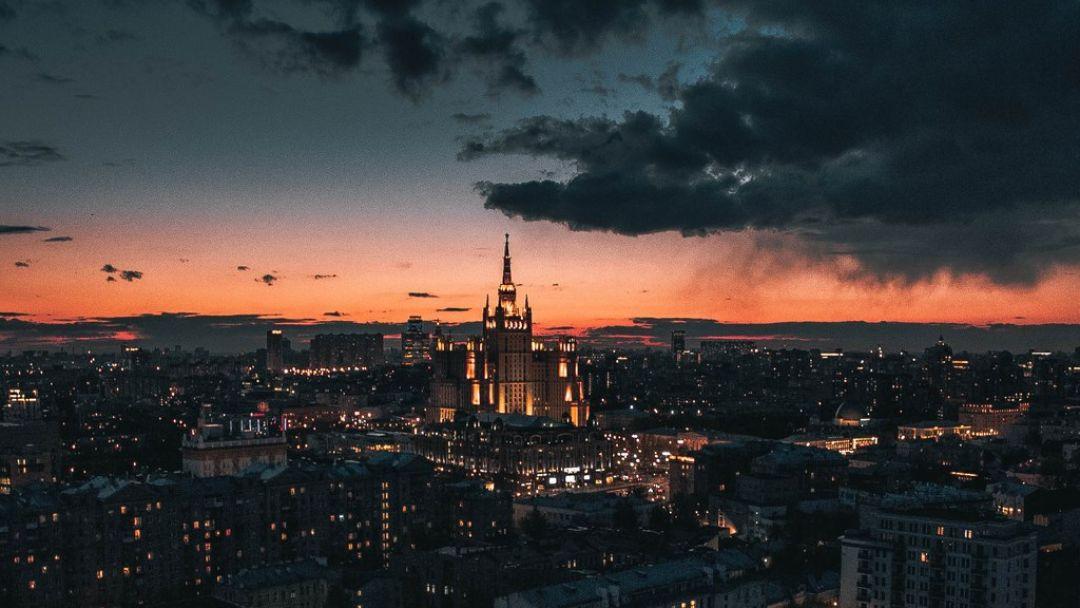 Экскурсия по крышам Москвы - фото 4