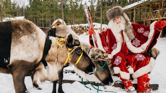 Экскурсия Гран-тур вся Карелия за 3 дня в Санкт-Петербурге