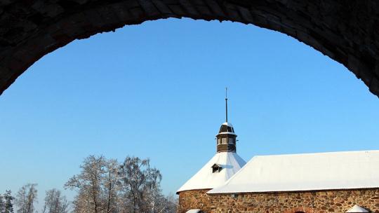 Экскурсия Древние водопады и каньоны Карелии, тур на 2 дня в Санкт-Петербурге